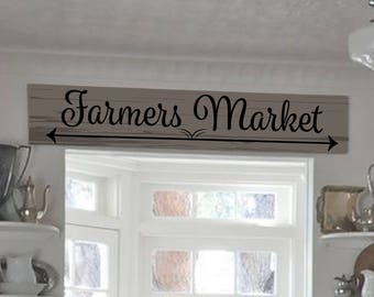 Farmers Market, Instant Download