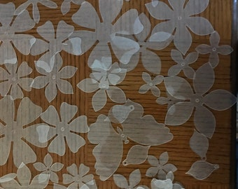 Shrinky-Bits Floral Collection  115 pcs.
