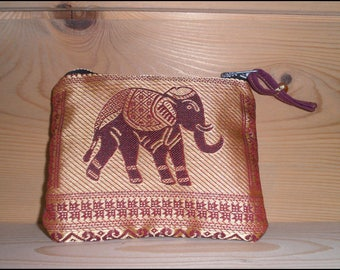 """""""Red Elephant"""" POUCH"""