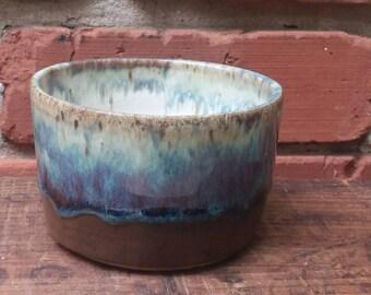 Wheel Thrown Cylinder Bowl Dish
