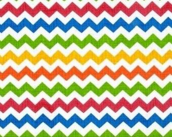 Chevron fabric, patchwork fabric, fabric zig zag fabric timeless treasures red green orange coupon