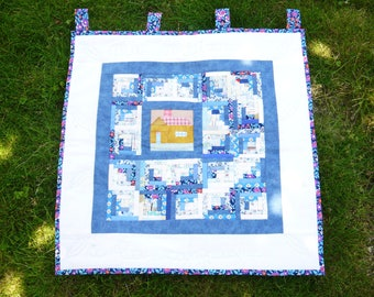 "patchwork ""my country house"""