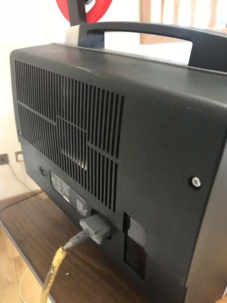 Chinon Sound 8000 SUPER 8 Sound CINE PROJECTOR fully serviced ...