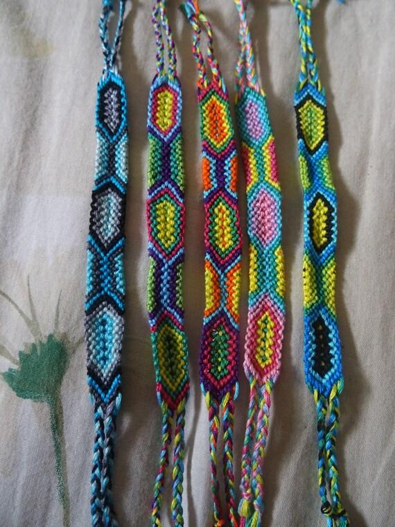 birthday brazilian bracelet macrame friendship bracelet christmas party gift bracelet made of wire linhasita