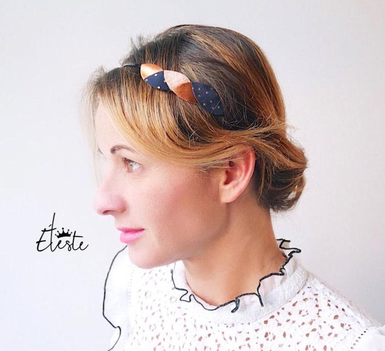 Headband wedding headpiece hair and easy hairstyle