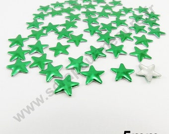 Star Thermo - Pine Green - 5mm - x 100pcs