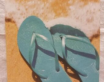 Flip Flop Hardcover Beach Journal