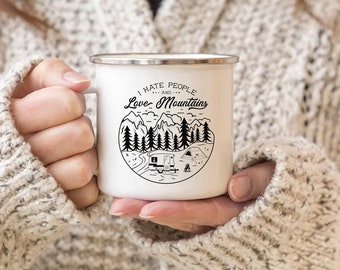 Camping Mug Camping gear Camping Tumbler Personalized Tumbler Camping Gift I Hate Pulling Out Tumbler Camping Gift For Him Motorhome