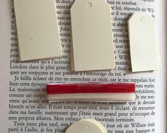 2 - Set cream paper