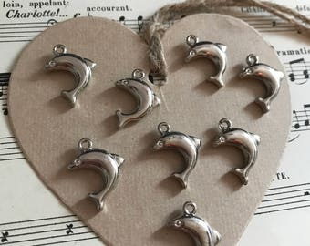 Dolphin charms lot