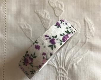 2 tape flower purple