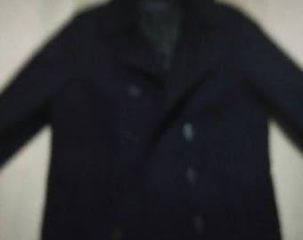 Pea coat (size m)