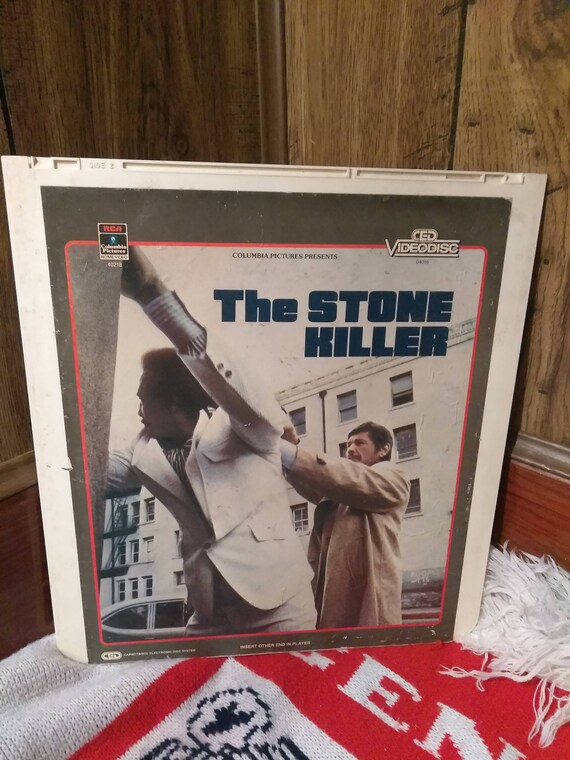 Laser disc The stone killer