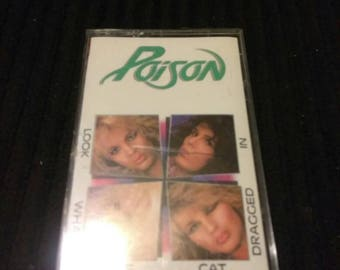 Poison cassette (buy today ship today)