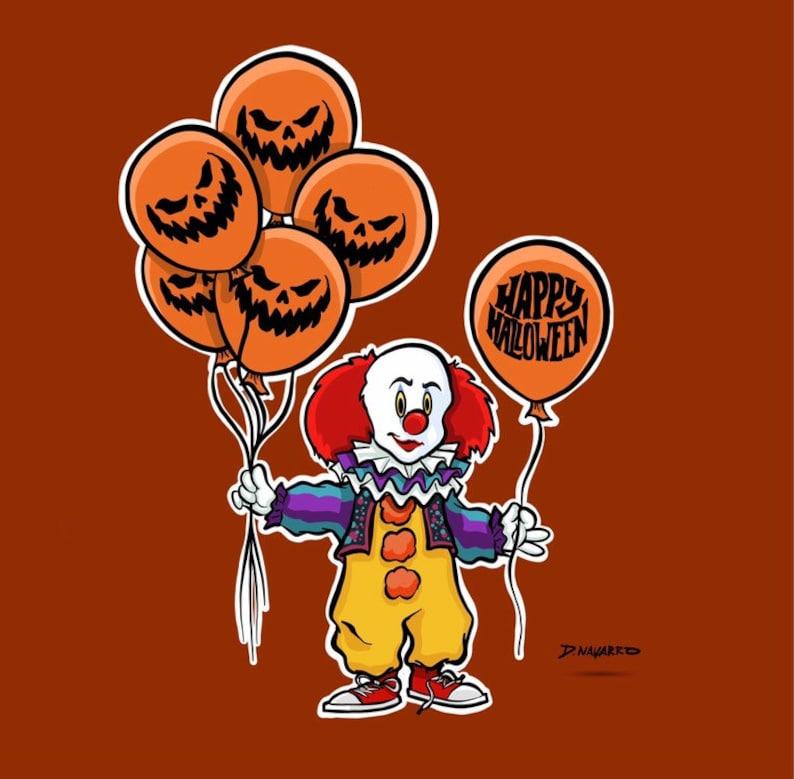 Halloween Jamin.It The Original Art Print