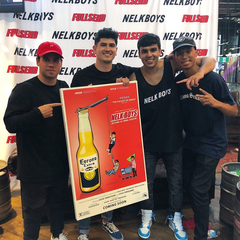 Nelk Boys Print (18