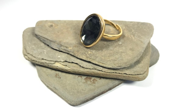 Very nice vintage statement ring from Pilgrim mad… - image 2