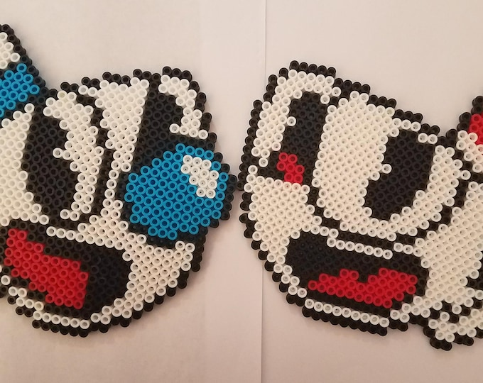 Cuphead - Cuphead and Mugman Set (Medium)
