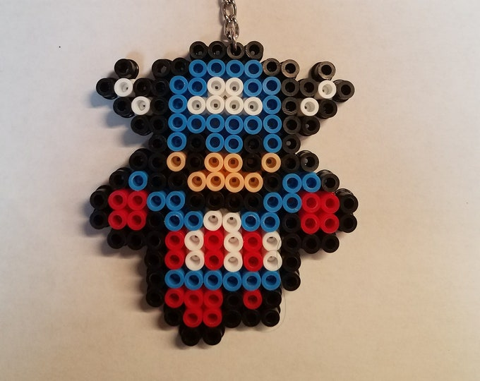 Marvel - Captain America (Mini) Keychain