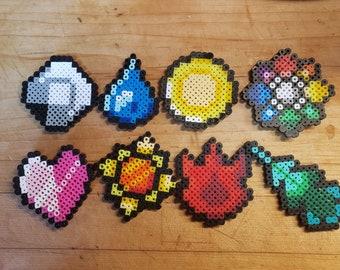 Indigo League Pokemon Badge(s)