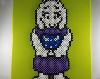 "Undertale - Toriel ""Goat Mom is Best Mom"" 9x10 Canvas"