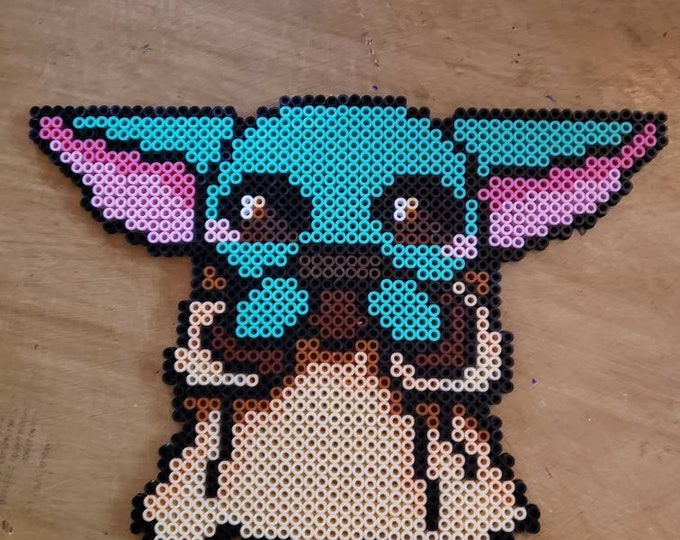"Perler ""The Child"" or Baby Yoda - Medium"