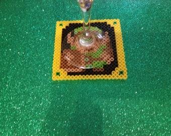 Zelda Perler Coasters (Set of 6)