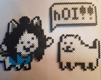 Undertale - Temmie! Village Set