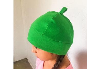 Sarah   Duck Inspired Hat-Green Lightweight Knit-Child Toddler Sizes 2171b326916f