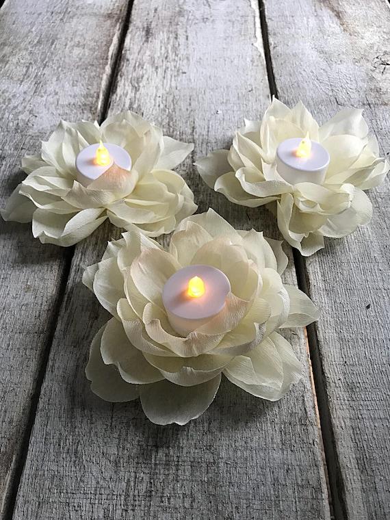 Wedding Centerpieces Paper Flower Centerpieces Wedding Etsy