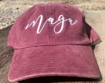 7e30b561195 MAGA Hat for Women