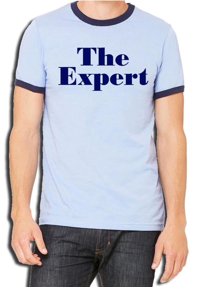 Der Fachmann Shirt Barron Trump Erfahrenen Ringer T Shirt Etsy
