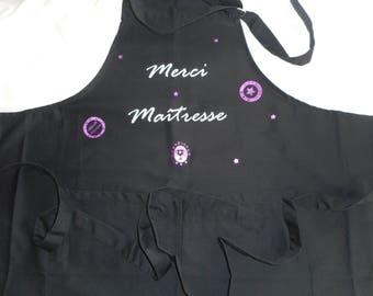 apron for mistress