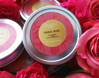 Tribal Rose Solid Perfume