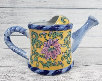 Blue watering can   Etsy