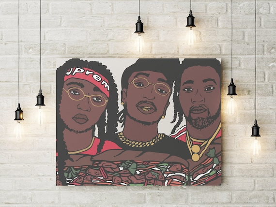 Migos Style x Finishline   Making Pictures