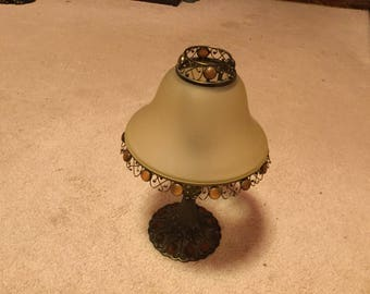 Absolutely Adorable Vintage Candle Lamp