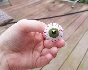Eyeball Brooch
