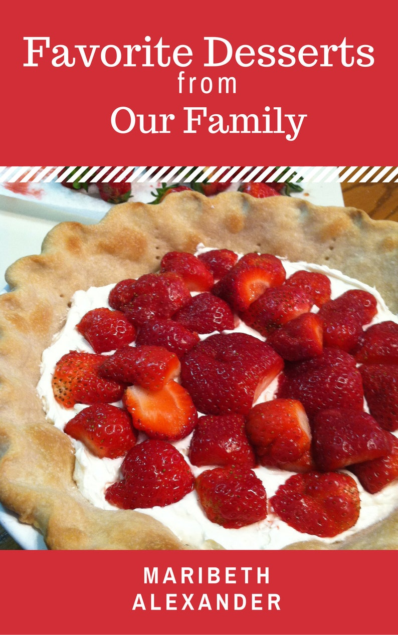Favorite Desserts from Our Family image 0