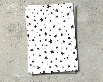 Sky full of Stars Postcard