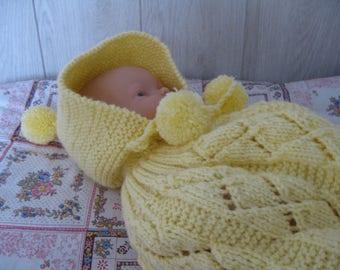 burnou baby wool