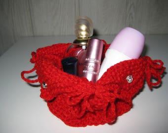 basket unbalanced ornament bead and DrawString