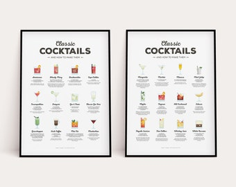 Cocktail art