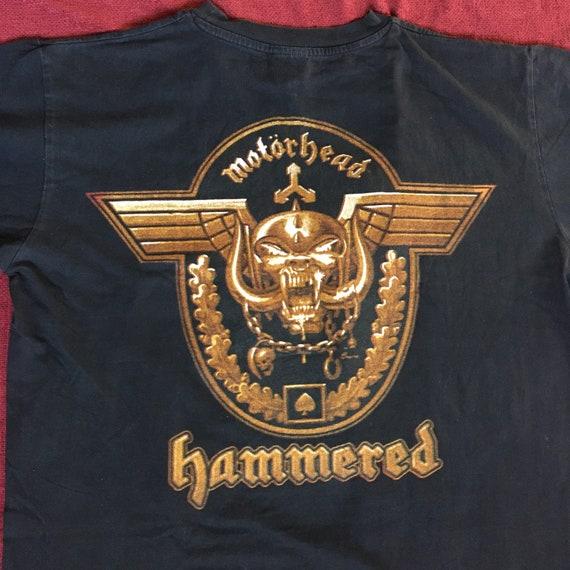 Motorhead hammered vintage shirt early 00s - image 2