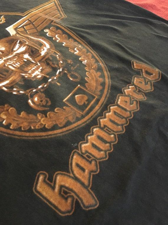 Motorhead hammered vintage shirt early 00s - image 5
