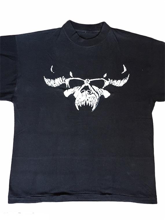 Danzig vintage 4 tour shirt 90s