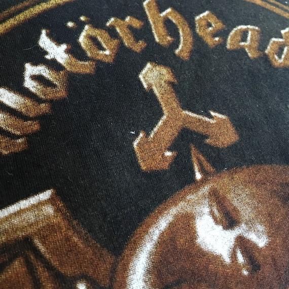 Motorhead hammered vintage shirt early 00s - image 3