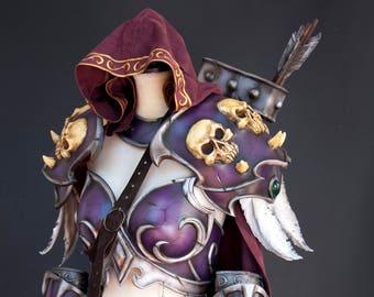 Sylvanas Cosplay Armor