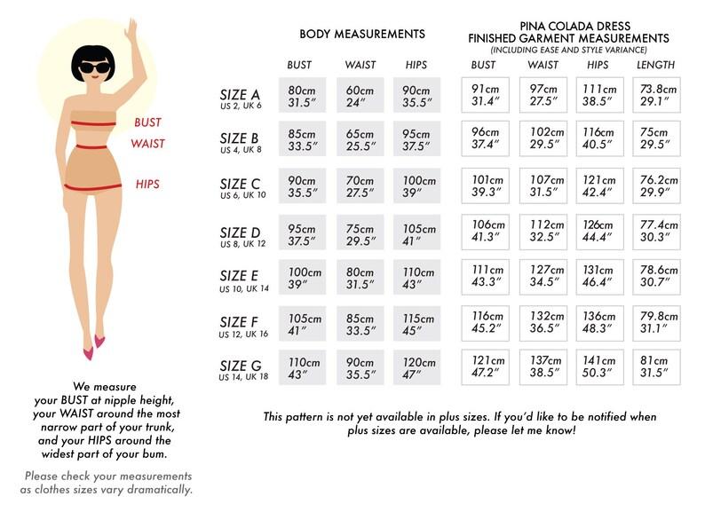 Short Cocktail Dress/Shift Dress Sewing Pattern. image 3