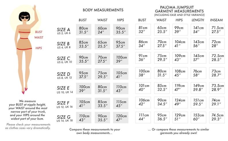 Paloma // Wide Leg Jumpsuit Pattern. Palazzo Jumpsuit for image 2